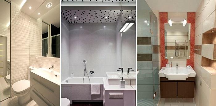 Освещаться должны разные зоны в комнате. / Фото: krovati-i-divany.ru