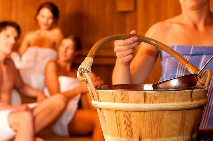 Походы в баню  улучшают и ускоряют циркуляцию крови. / Фото: zen.yandex.com
