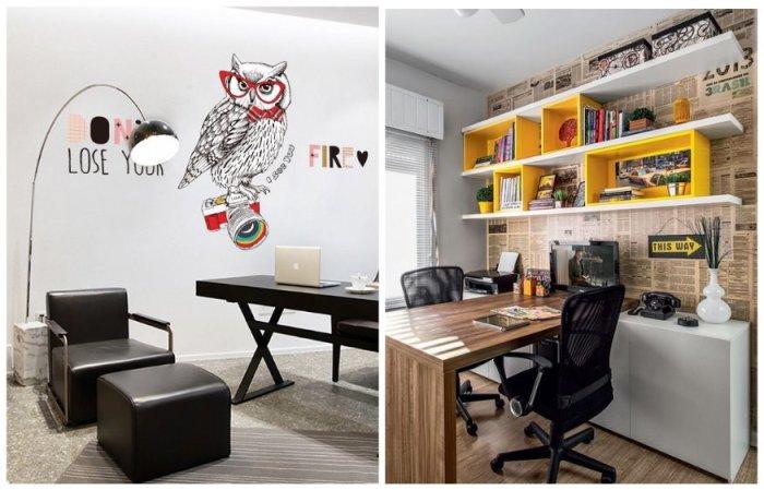 6 недорогих способов оформить офис так, чтобы из него не хотелось уходить