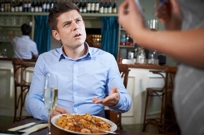 В зал не должны доноситься запахи с кухни. / Фото: Mtrening.com