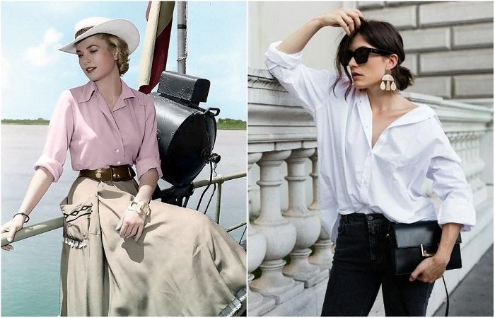 Рубашка - одна из главных составляющих базового гардероба