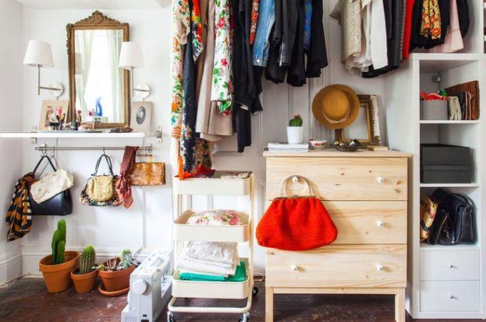 каждый предмет должен иметь свое место, чтобы вы быстро могли его найти. / Фото: pinterest.ru