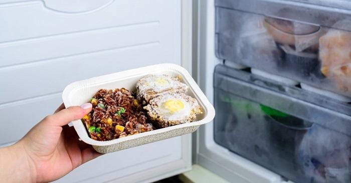 Порцию блюда можно быстро разогреть и сразу съесть. / Фото: ogorod.ru