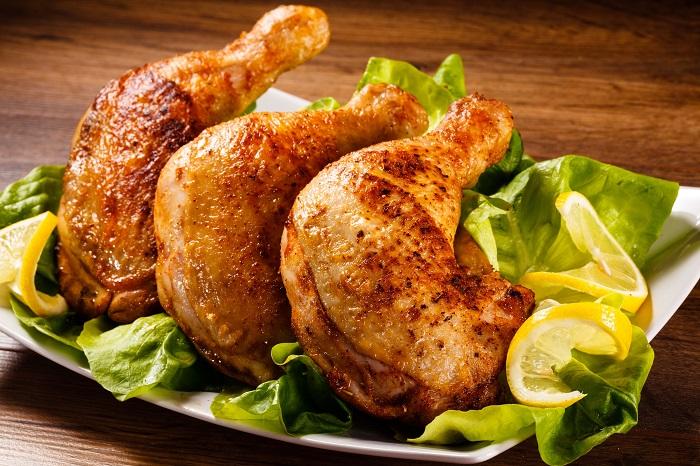 Жареное мясо долго переваривается. / Фото: 365news.biz
