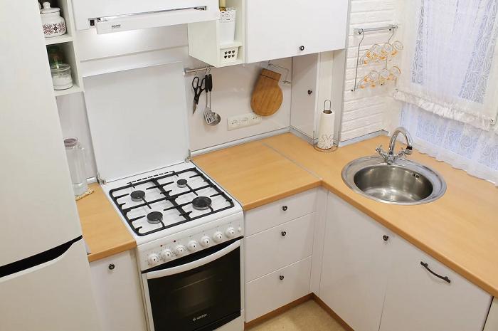 8 весомых причин, почему стоит выбирать белую кухню, плюсы белоснежных кухонь