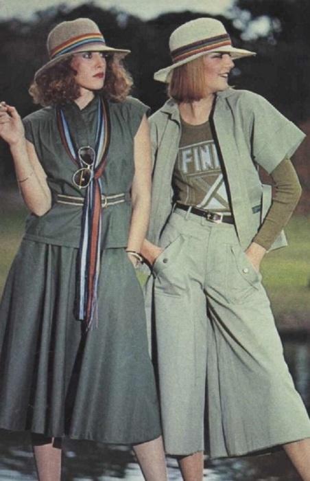 Стиль сафари в одежде. / Фото: Casual-info.ru