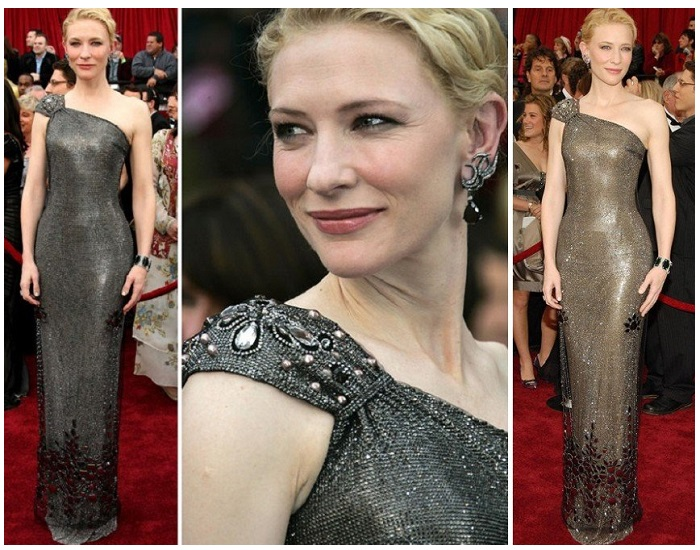 Кейт Бланшетт в платье от Armani Privé з 200 тысяч долларов