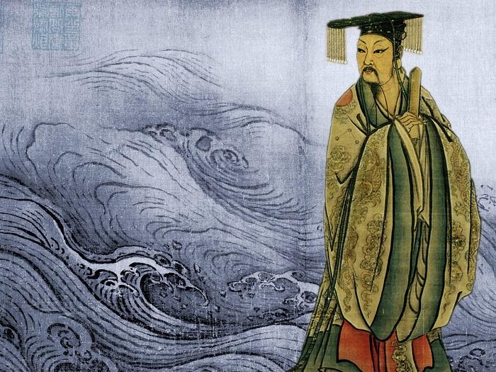 Китайский император Юй ввел жемчужную дань. / Фото: Harvardmagazine.com