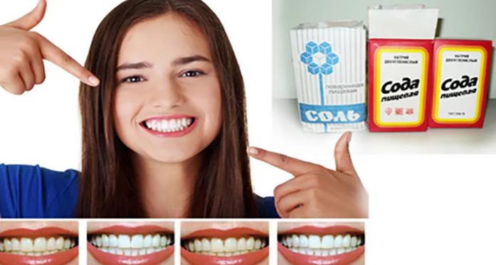 Зубную пасту можно заменить подручными средствами. / Фото: Infodent.club
