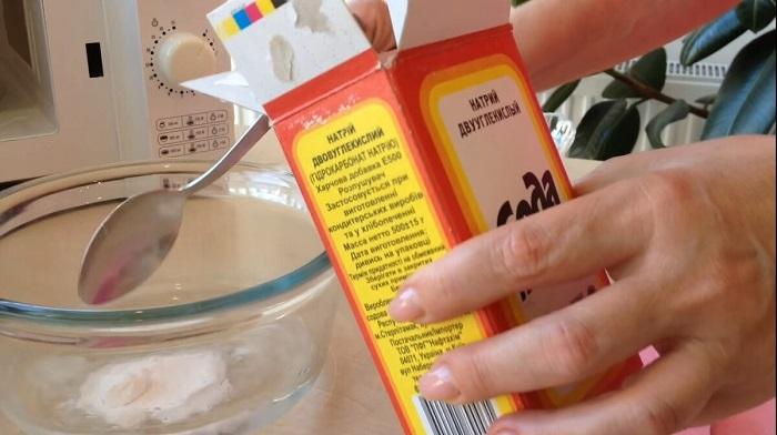 Сода справляется со всеми типами загрязнений. / Фото: Interistroy.ru