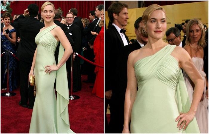 Кейт Уинслет в платье от Valentino за 100 тысяч долларов