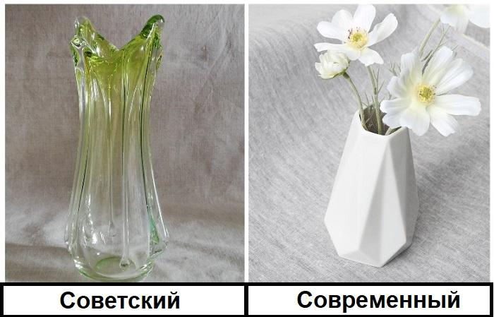 Сейчас в моде однотонные вазы в скандинавском стиле