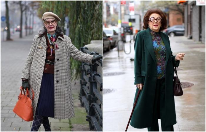 Выбирайте клетчатое пальто или модель глубокого зеленого оттенка