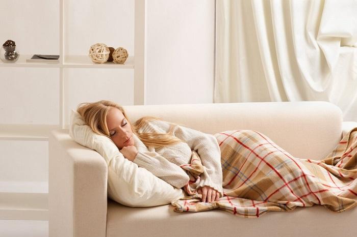20-минутный сон повышает продуктивность после пробуждения. / Фото: Naturnalife.com