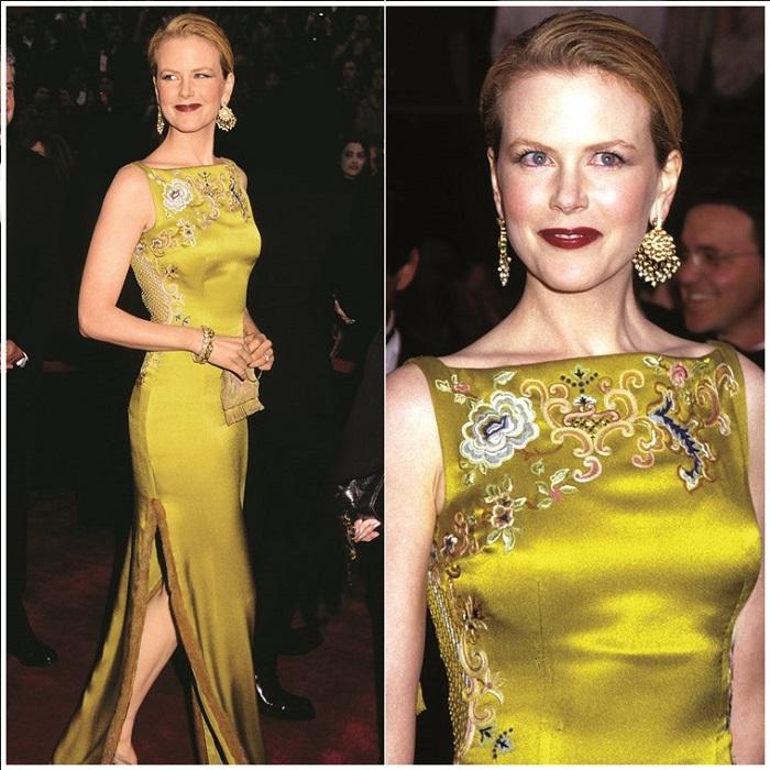 Николь Кидман в платье от Dior за 2 миллиона долларов