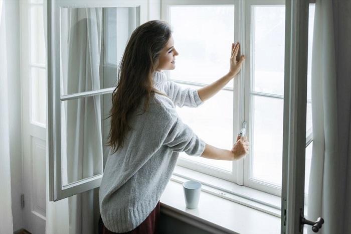 Нужно поставить окно на проветривание. / Фото: Pkt.pl