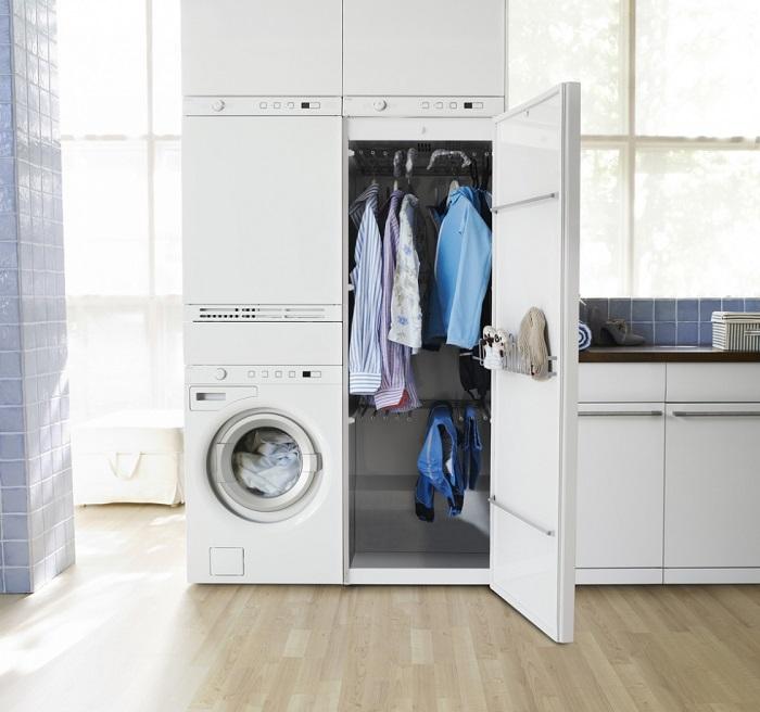 Сушильный шкаф - очень удобное устройство. / Фото: build.4-u.info