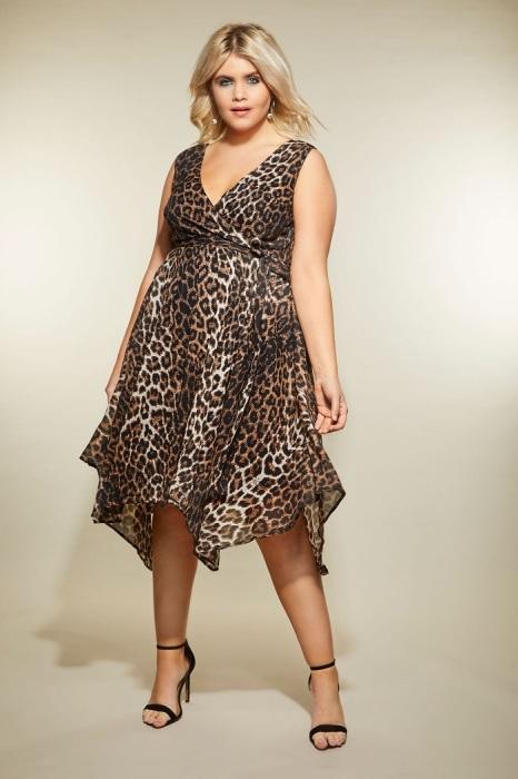 Леопард в моде, но идет не всем. / Фото: Yours.ru