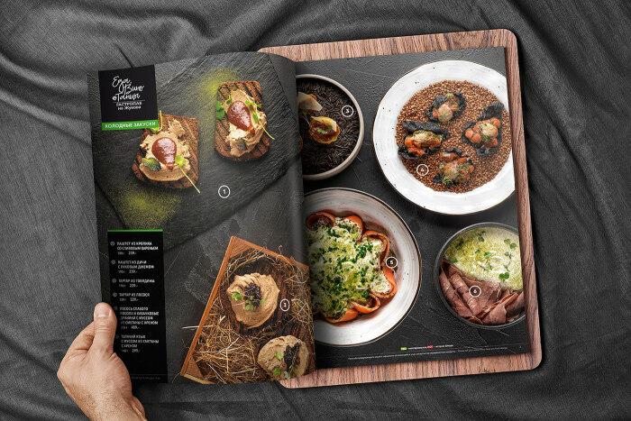 Блюда в меню должны указываться с фото. / Фото: advteam.ru