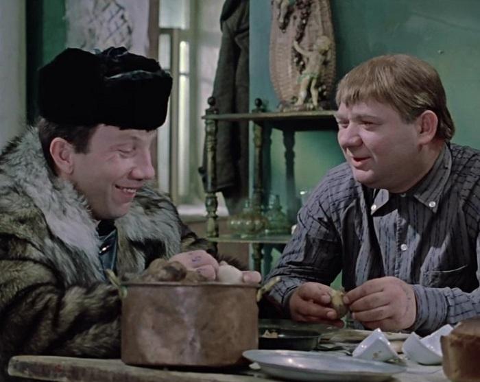 Сцена из кинофильма «Джентльмены удачи». / Фото: aforismo.ru