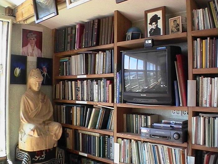 Разберите книги, которые остались в квартире с советских времен. / Фото: altai-urusvati.narod.ru
