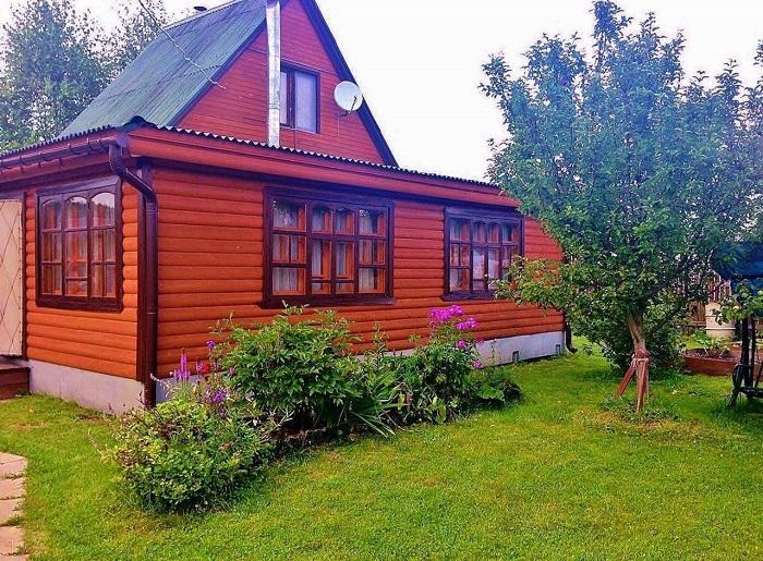 Если человек живет в квартире, у него обязательно должна быть дача в пригороде. / Фото: belev-pravda.ru