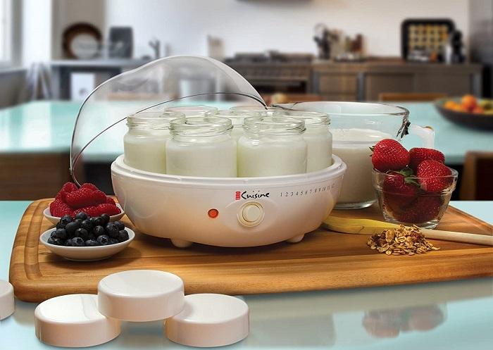 Приготовление йогурта - долгий процесс. / Фото: giftopix.com