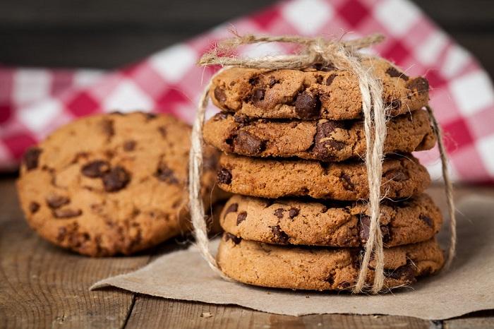 Печенье с шоколадной крошкой появилось из-за недостатка какао. / Фото: biektaw.ru