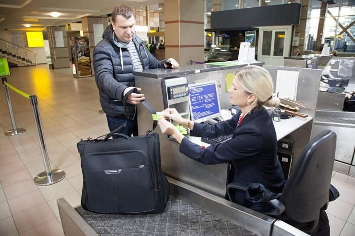 Вы можете сдать багаж без очереди. / Фото: biletik.aero