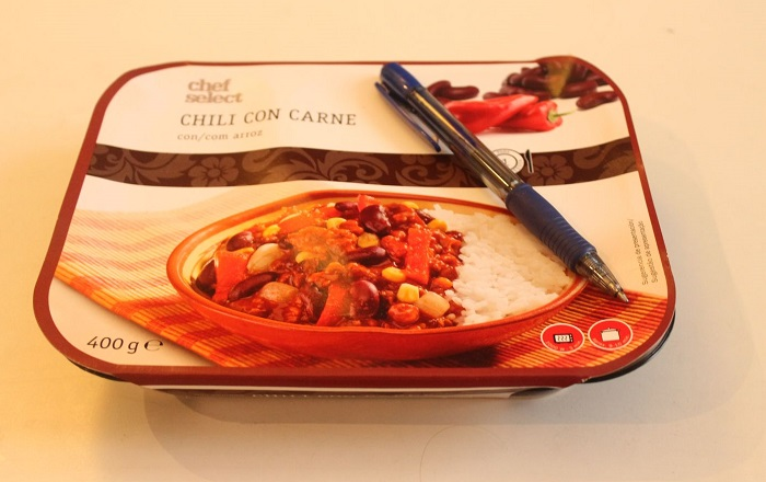 Готовые обеды нужно только разогреть в микроволновке. / Фото: blog.allo.ua