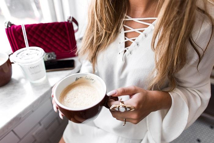 Кофе вызывает привыкание. / Фото: placepic.ru