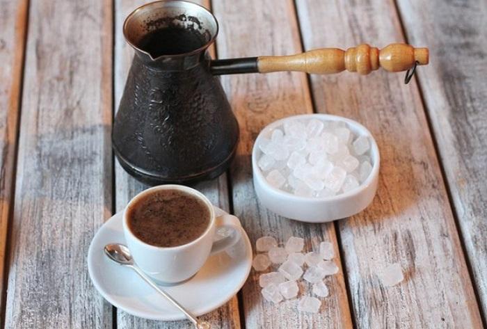Соль убирает из кофе горечь. / Фото: about-tea.ru
