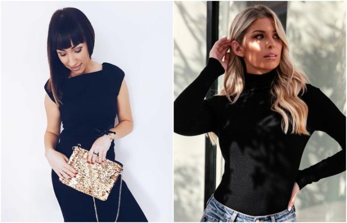 8 советов, как одеваться стильно, если цвет настроения черный