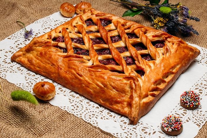 Пирог символизирует удачу и достаток. / Фото: famt.ru