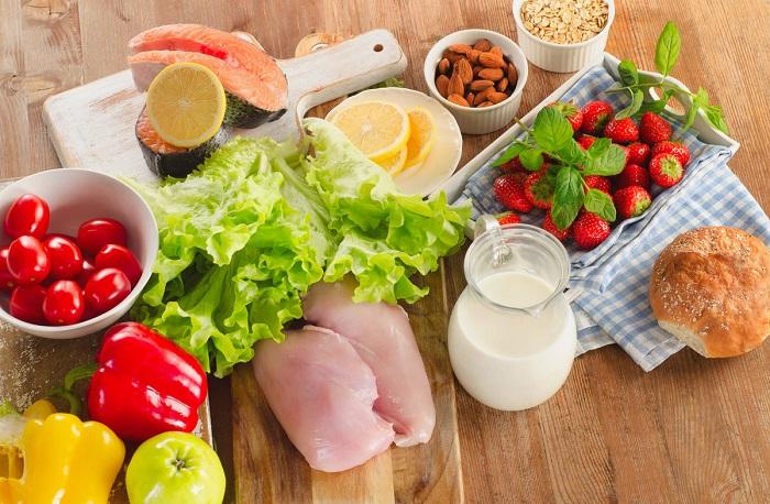 В рационе должны быть белки, витамины, полезные микроэлементы. / Фото: fitomaniya.ru