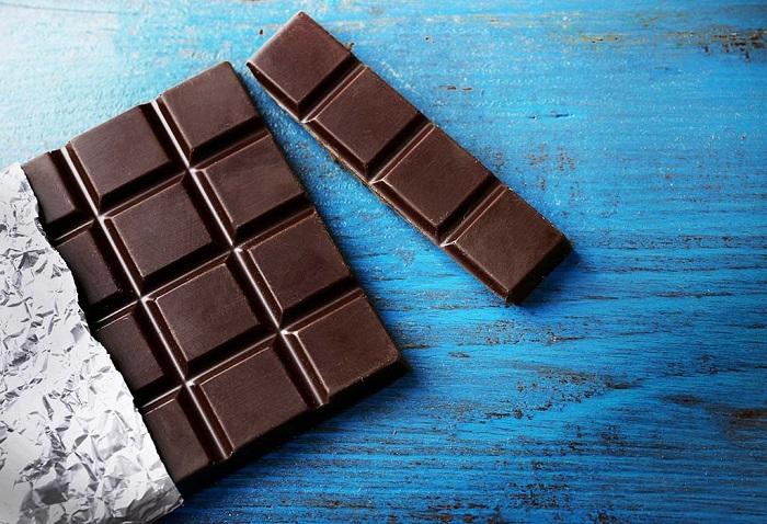 Шоколад заменяется растительным маслом и какао. / Фото: fonstola.ru