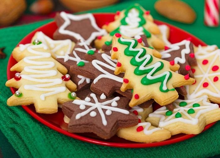 Имбирное печенью остается вкусным несколько дней после выпечки. / Фото: formamila.ru