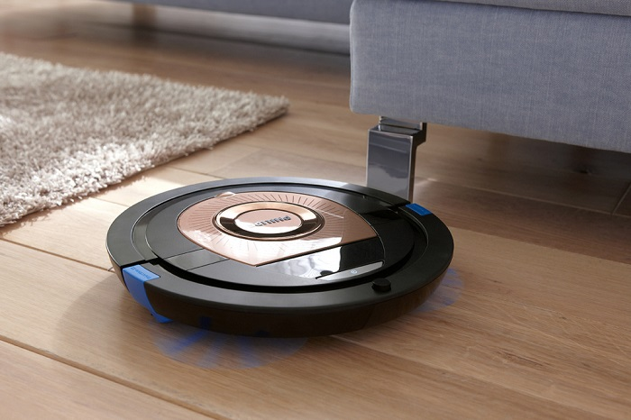 Робот-пылесос пригодится хозяевам, которые постоянно пропадают на работе. / Фото: freshgeek.ru