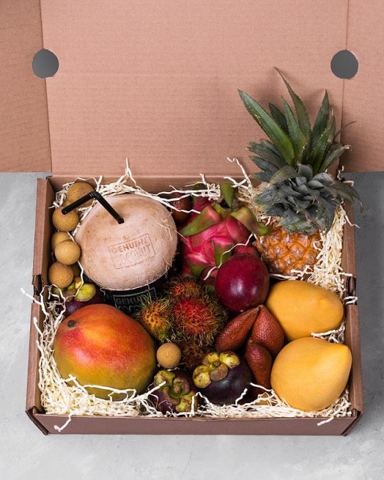 Тропические фрукты содержат в себе множество витаминов. / Фото: fruitonline.ru