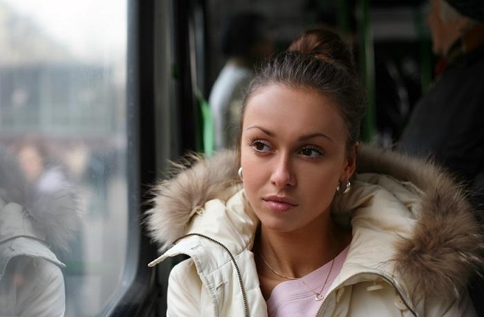 Чтобы голова не потела, снимайте шапку в автобусе. / Фото: greyhoundtickets.org
