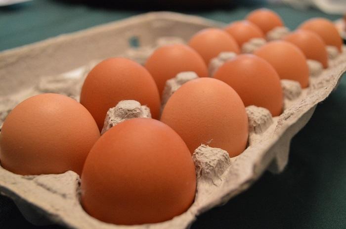 Холод приводит к тому, что яйца теряют герметичность. / Фото: grosh-blog.ru