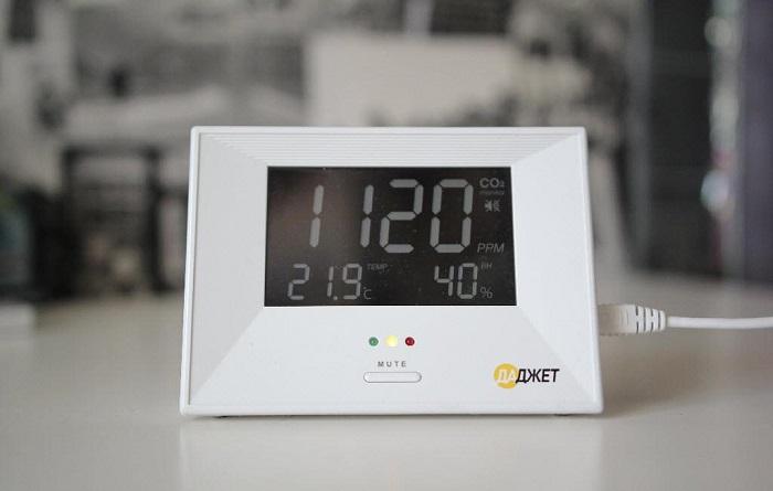 Монитор качества воздуха - отличный вариант для семейных пар с детьми. / Фото: habr.com
