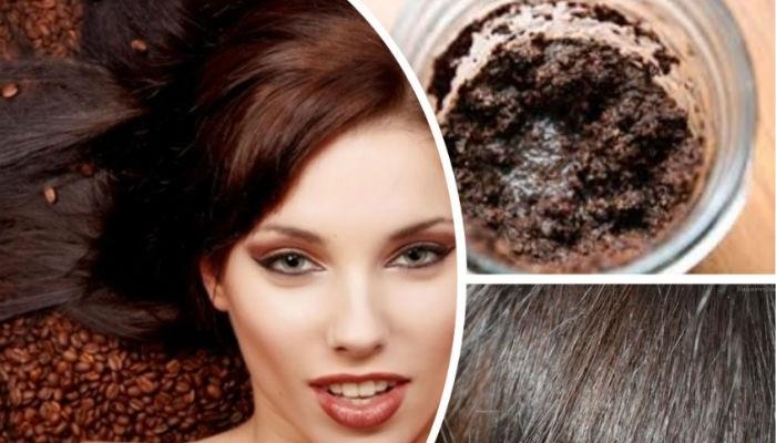 Ополосните волосы водянистым кофе и наслаждайтесь их блеском. / Фото: hehair.ru