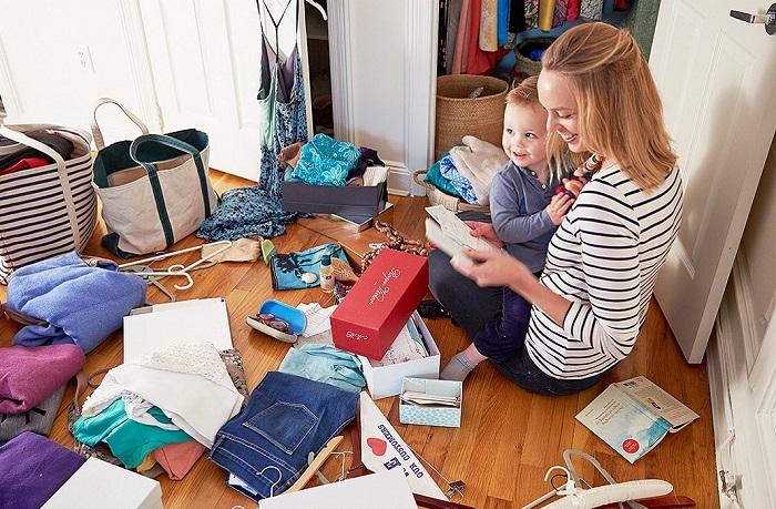 В доме должно быть место лишь для тех вещей, которые дороги вашему сердцу. / Фото: inrdm.ru
