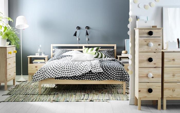 Кровать Нейден часто ломается. / Фото: ikeamall.com.ua