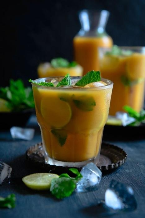 В этот напиток добавляется сахар либо мед. / Фото: laylita.com