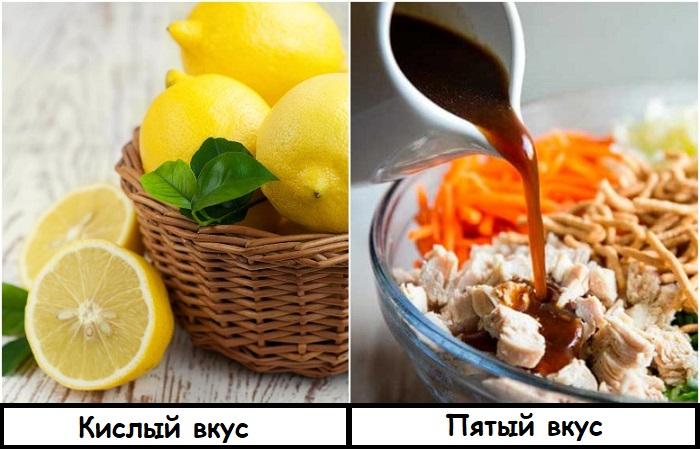 Соевый соус - это пятый вкус