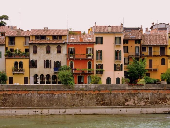 Старые дома в Италии очень атмосферные. / Фото: magazindomov.ru