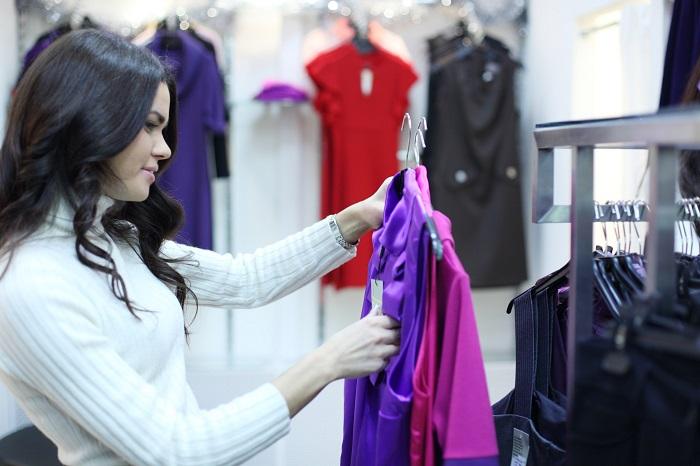 Купленная вещь должна сочетаться с другими элементами гардероба. / Фото: magiya.guru