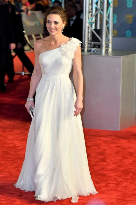 Герцогиня на церемонии вручения премии BAFTA в 2019 году. / Фото: m.gazeta.ru
